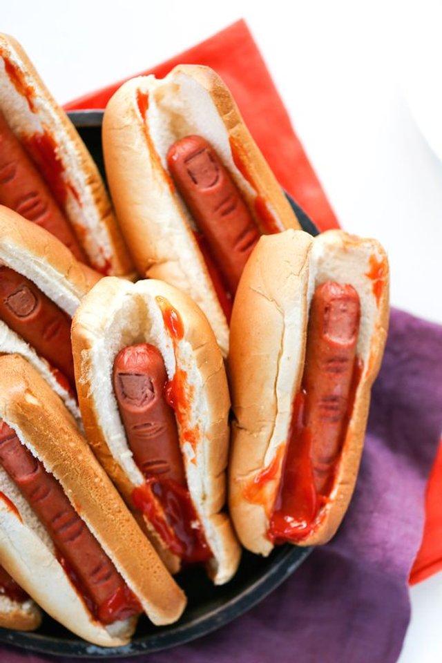 Страшно красиво: декор еды на Хэллоуин 2020 (фото)  - фото 11