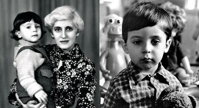 Зеленський відзначає 43 день народження: як Президент виглядав у дитинстві та в юності (Фото) - фото 6