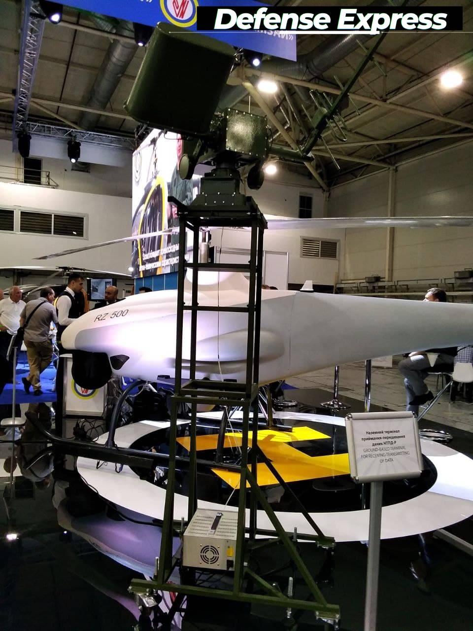 Як виглядає перший побудований в Україні ударний БПЛА вертолітного типу (ФОТО) - фото 3