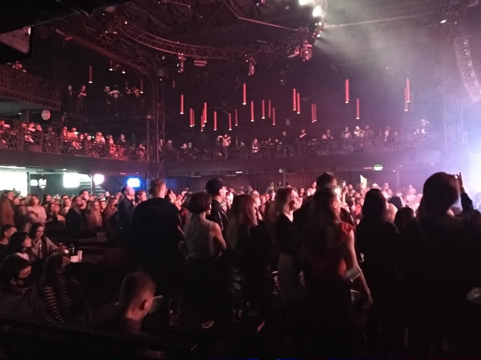 Концерт известной рок-группы был сорван полицией из-за нарушения карантинных правил - фото 2