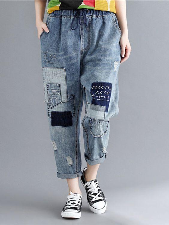 Какие джинсы в тренде этой зимой (Фото) - фото 3