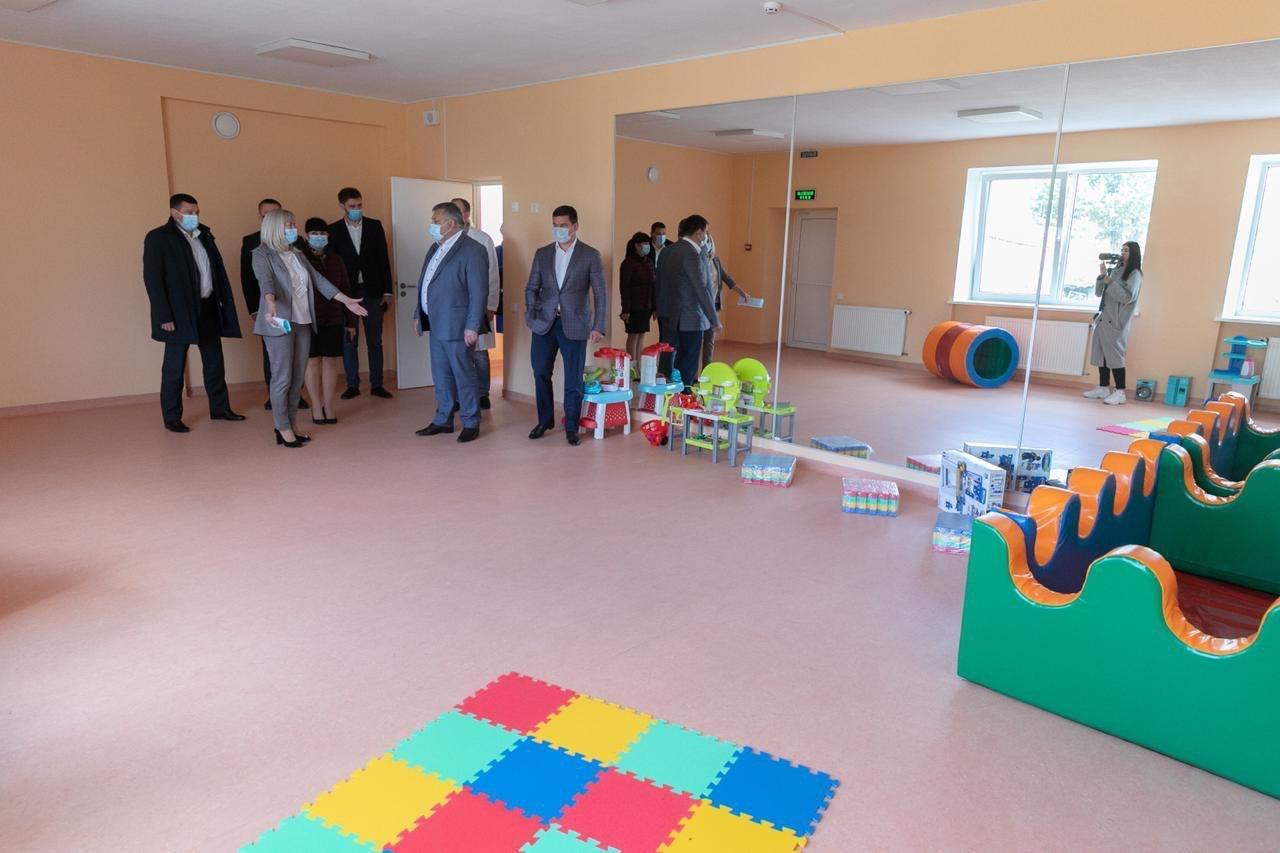 В Запорожской области открыли противотуберкулезный санаторий, который дети ждали 4 года - глава ОГА Боговин - фото 2