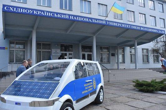 В Украине создали макет первого электромобиля (Фото) - фото 2
