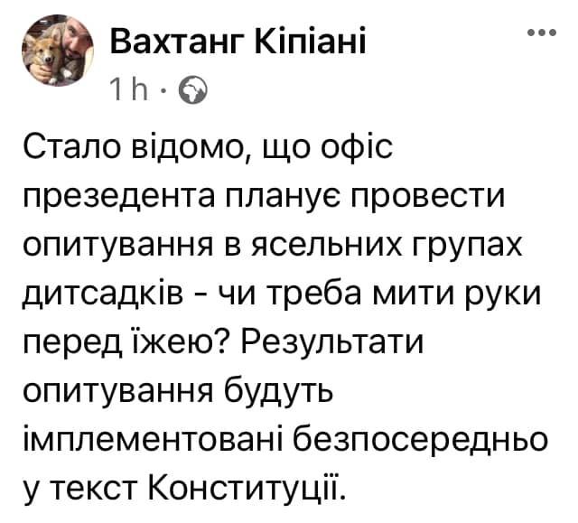 Убитая Эрика и детские анкеты: соцсети не унимаются из-за народного опроса Зеленского - фото 7