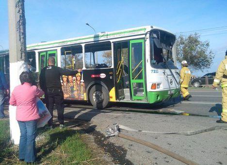 Взрыв автобуса в волгограде