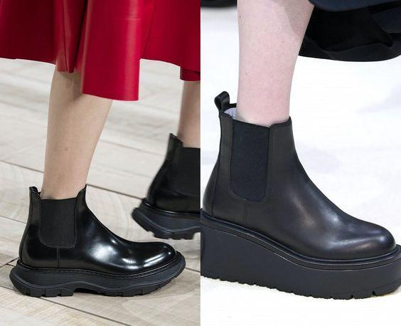 Что в тренде этой зимой - новинки обуви (фото) - фото 4