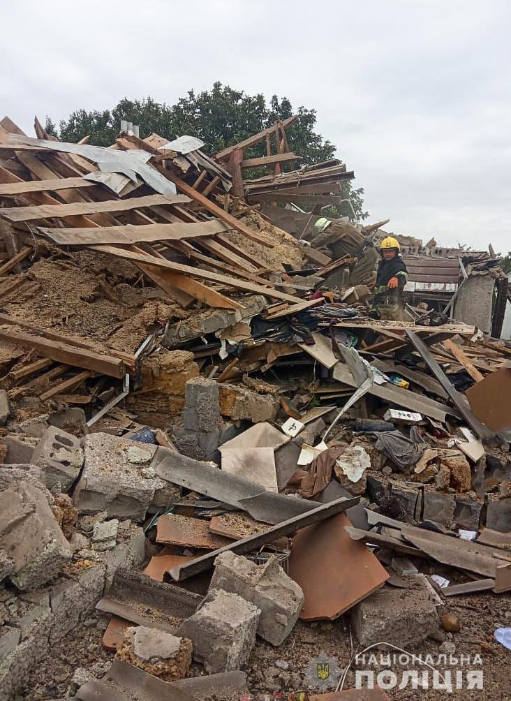 У Запорізькій області чоловік підірвав свій будинок: яка причина - фото 3