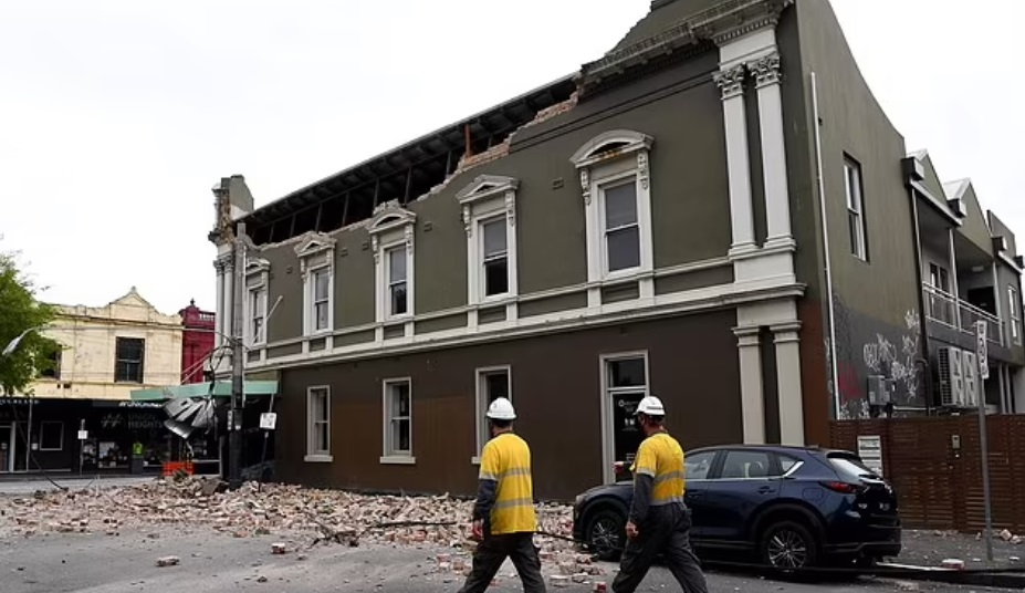 В Австралии произошло мощное землетрясение: стихия разрушает города (ФОТО)  - фото 2