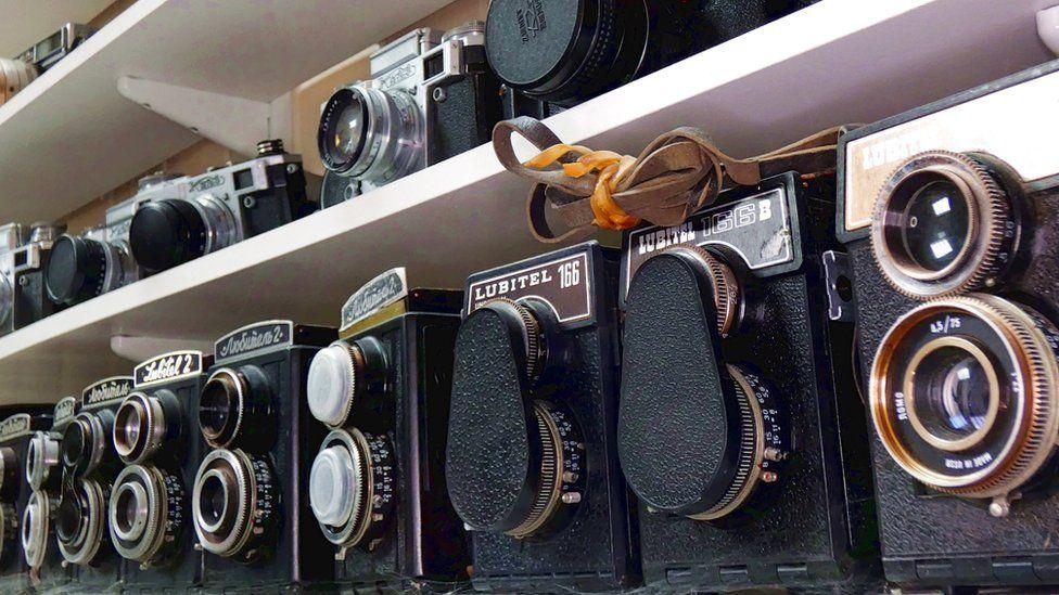 От стереоскопических до 3D-камер: британец собрал уникальну коллекцию фотоаппаратов - фото 9
