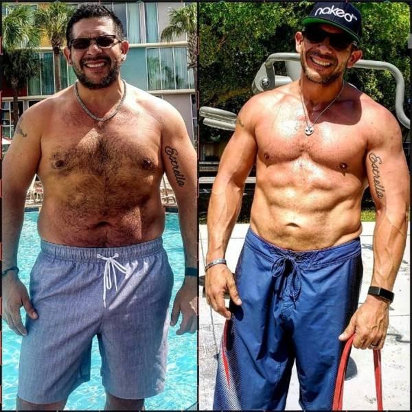 Вольові і цілеспрямовані: чоловіки, які захотіли і змогли схуднути (фото) - фото 6