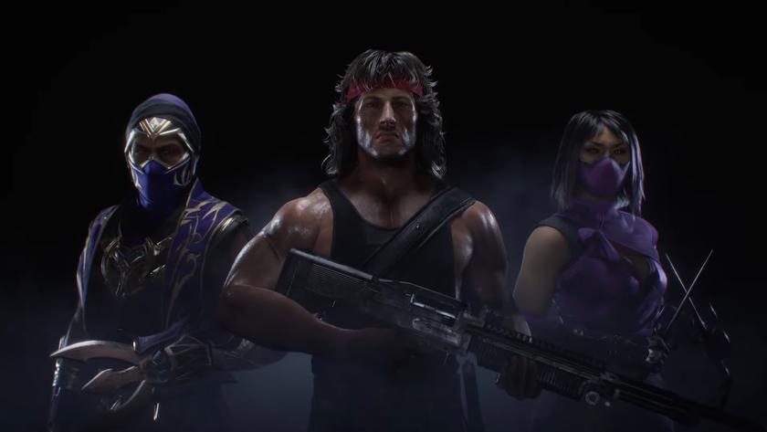 Долгожданная дуєль Терминатора и Рэмбо состоится: Mortal Kombat 11 получит новых бойцов - фото 2