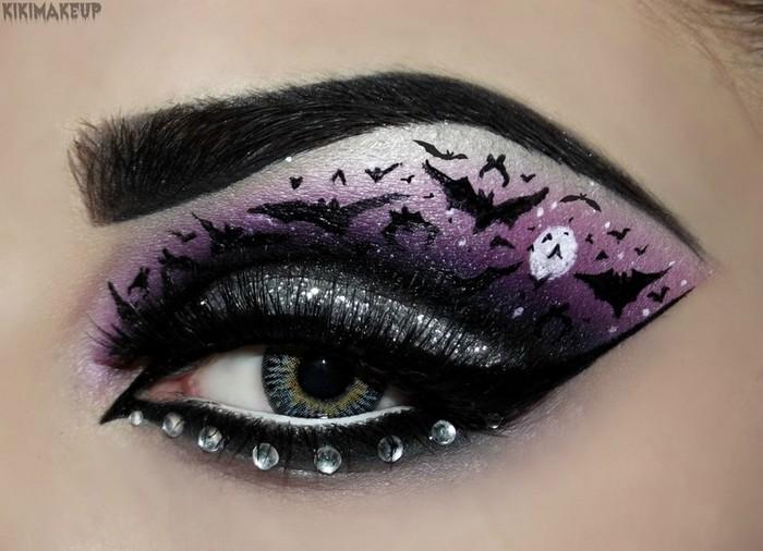 Создаем эффектный образ: ТОП-5 идей макияжа на Хэллоуин - фото 3