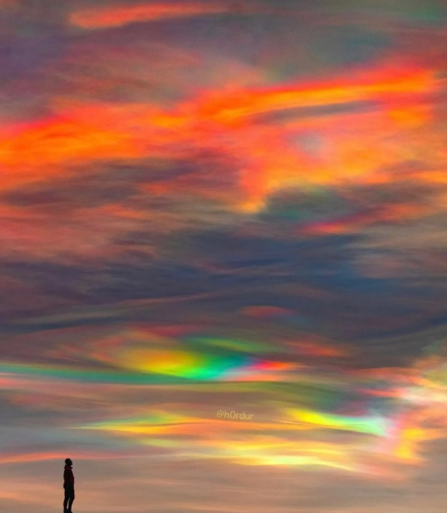 Фотографу удалось запечатлеть редкое атмосферное явление в Исландии: как оно выглядит (ФОТО) - фото 2