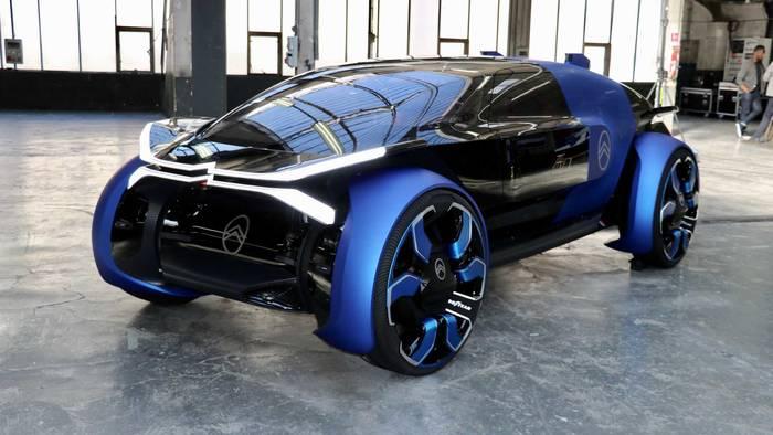 Не Маском единым: четыре невероятных автомобиля будущего - фото 2