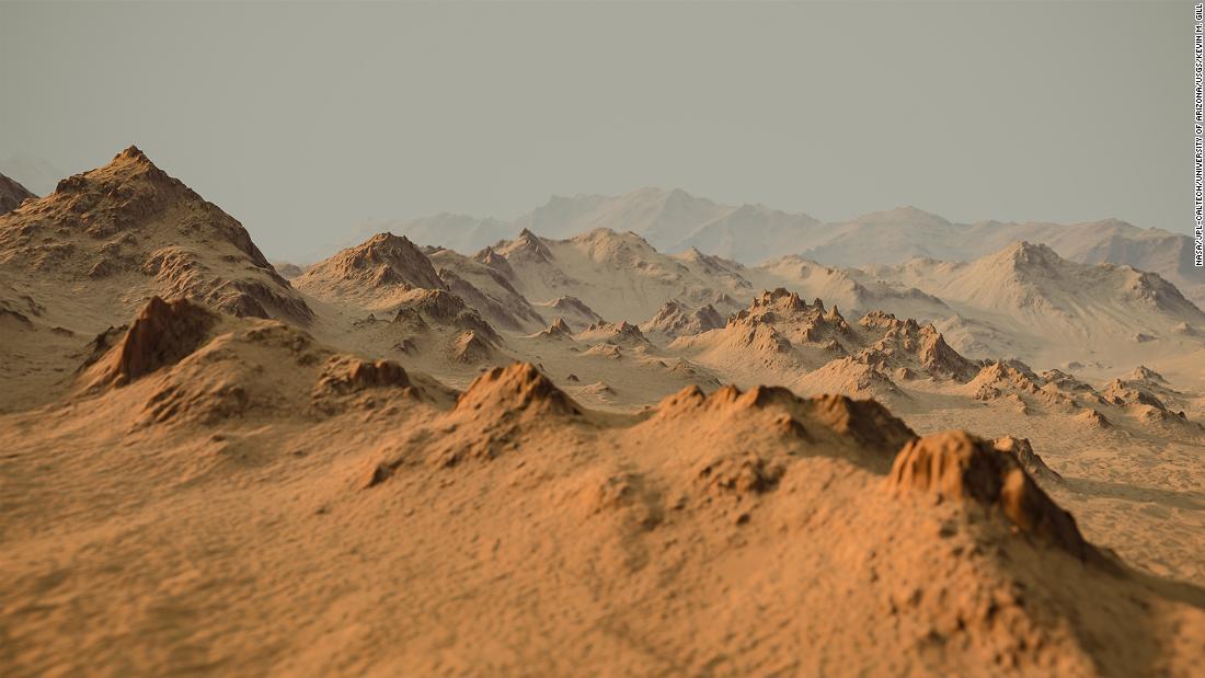 НАСА опубликовало фото поверхности и магнитных колебаний Юпитера - снимки как из фантастического фильма - фото 4