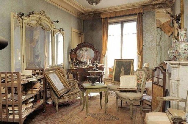 Во Франции нашли квартиру, которая 70 лет простояла закрытой (фото)  - фото 6