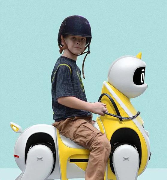 В Китае создали умную роболошадь, которая может перевозить человека верхом: как она выглядит (ФОТО) - фото 2