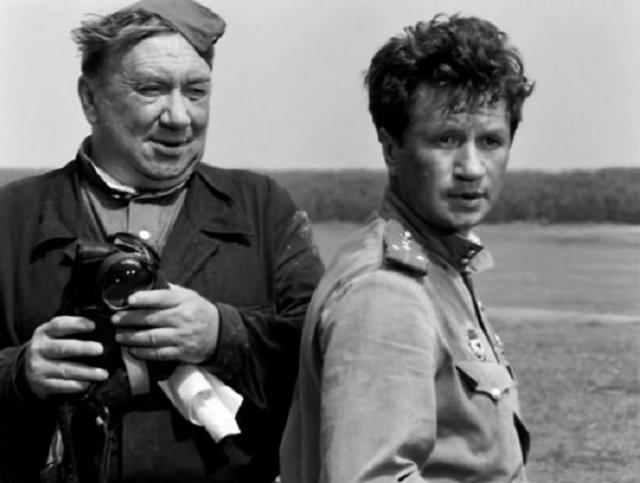 Приятная ностальгия: фото со съемочных площадок советских фильмов - фото 12