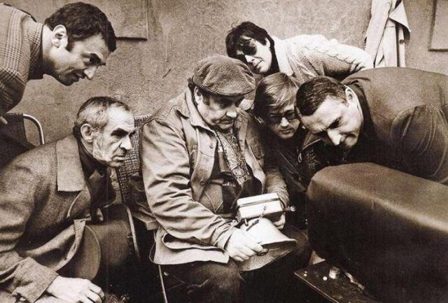 Приятная ностальгия: фото со съемочных площадок советских фильмов - фото 2