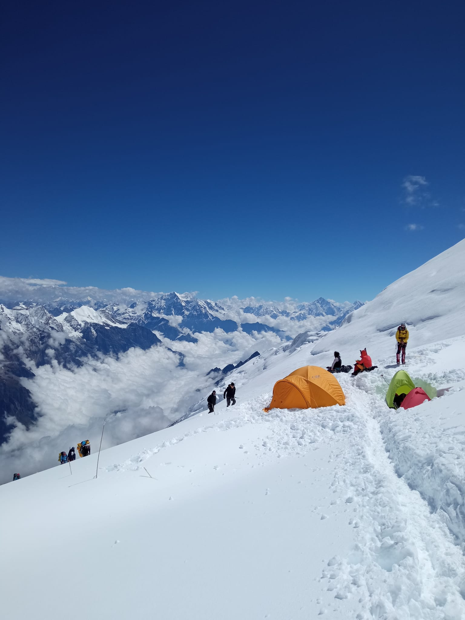 Украинец покорил восьмую по высоте вершину мира - фото 4