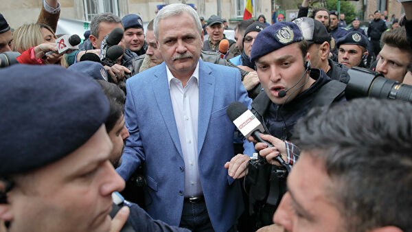 Суд в Румынии оставил в силе приговор экс-главе парламента
