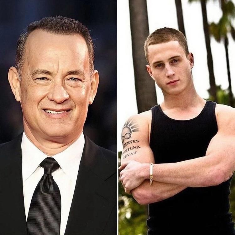 Невероятные красавчики: какими выросли сыновья известных актеров Голливуда (Фото) - фото 3
