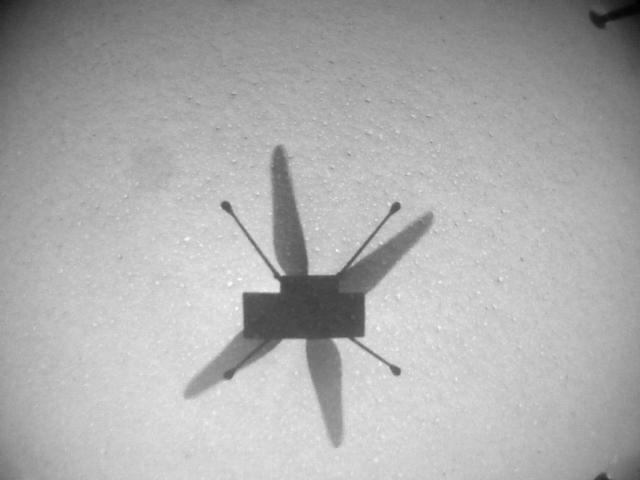 NASA показало новое фото с Марса - фото 2