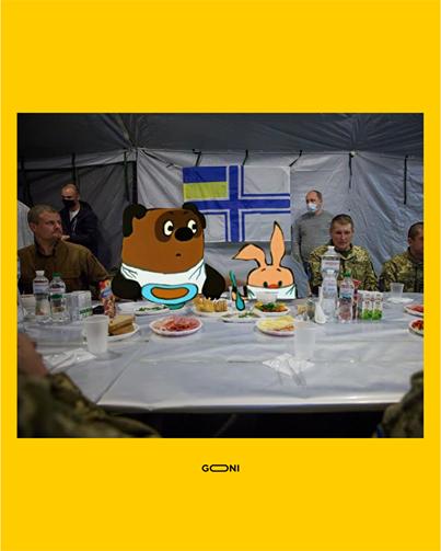 Не хлебом единым: реакция соцсетей на обед Зеленского и Ермака с военными  - фото 2