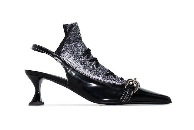 Максимально необычно: дизайнер создает кроссовки Nike на каблуке (фото)  - фото 2