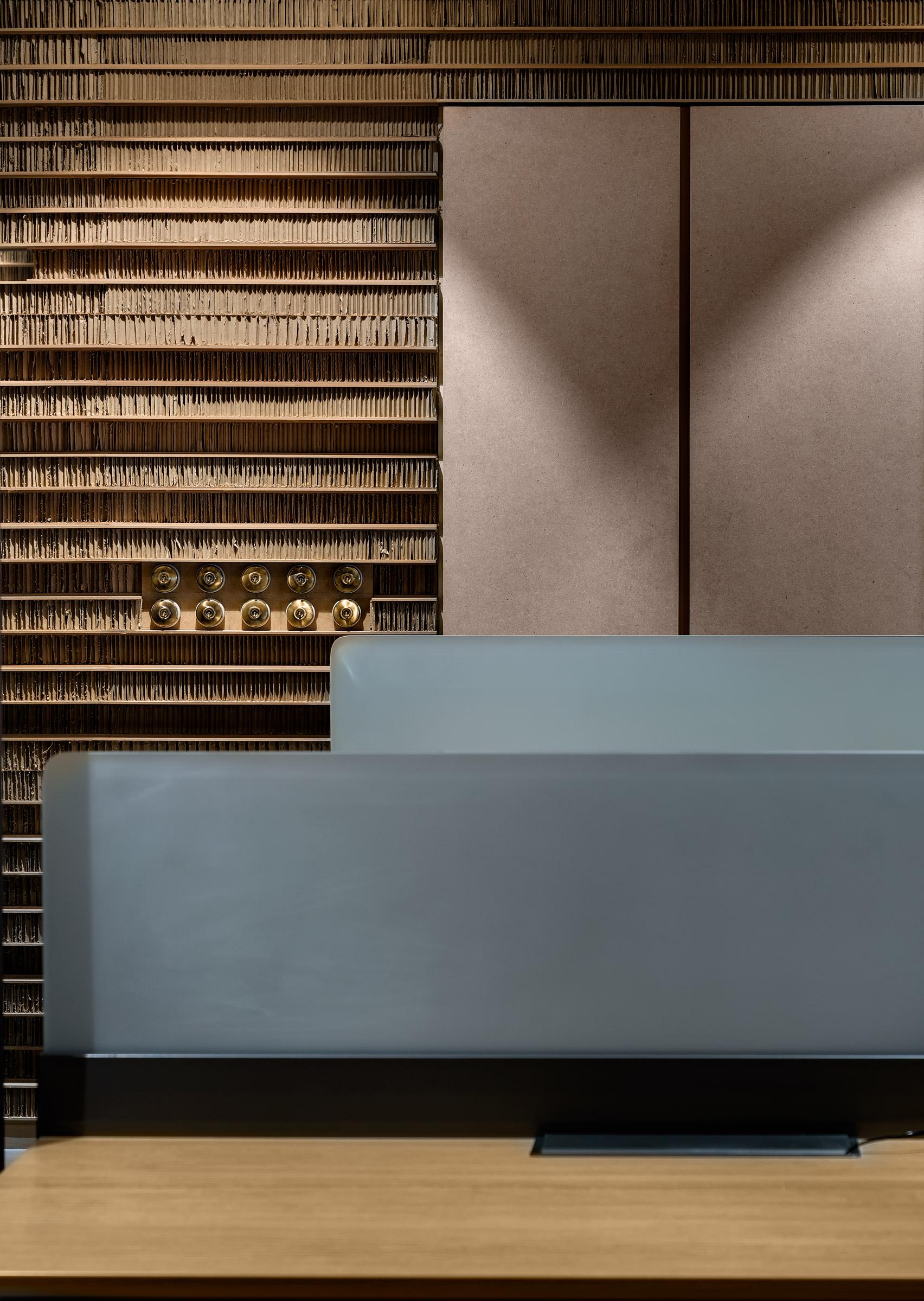 Офис из картона: фото впечатляющего экодизайна - фото 5