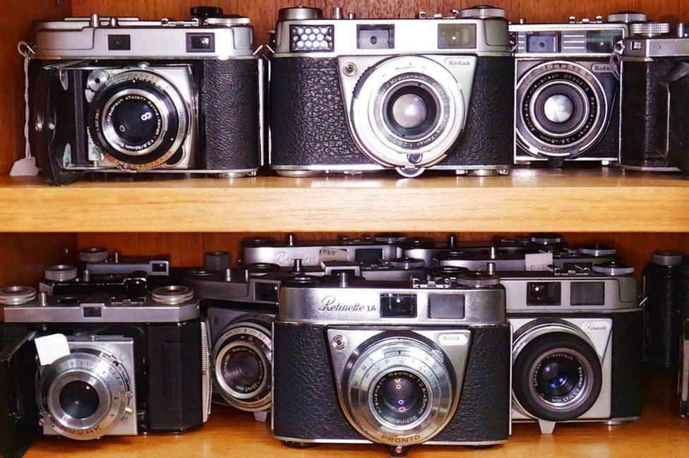 От стереоскопических до 3D-камер: британец собрал уникальну коллекцию фотоаппаратов - фото 6