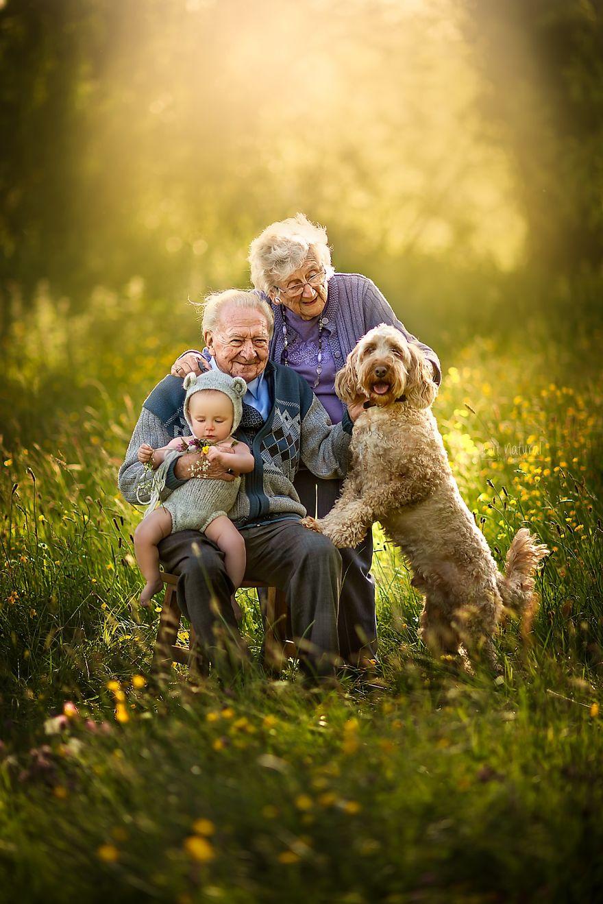 Любов вічна: фотограф зняла красиву літню пару (фото) - фото 5