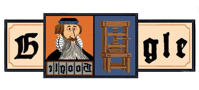 Google посвятил дудл Иоганну Гутенбергу: кто он - фото 2