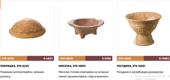 Трипольская культура: где можно посмотреть онлайн-базу артефактов - фото 3