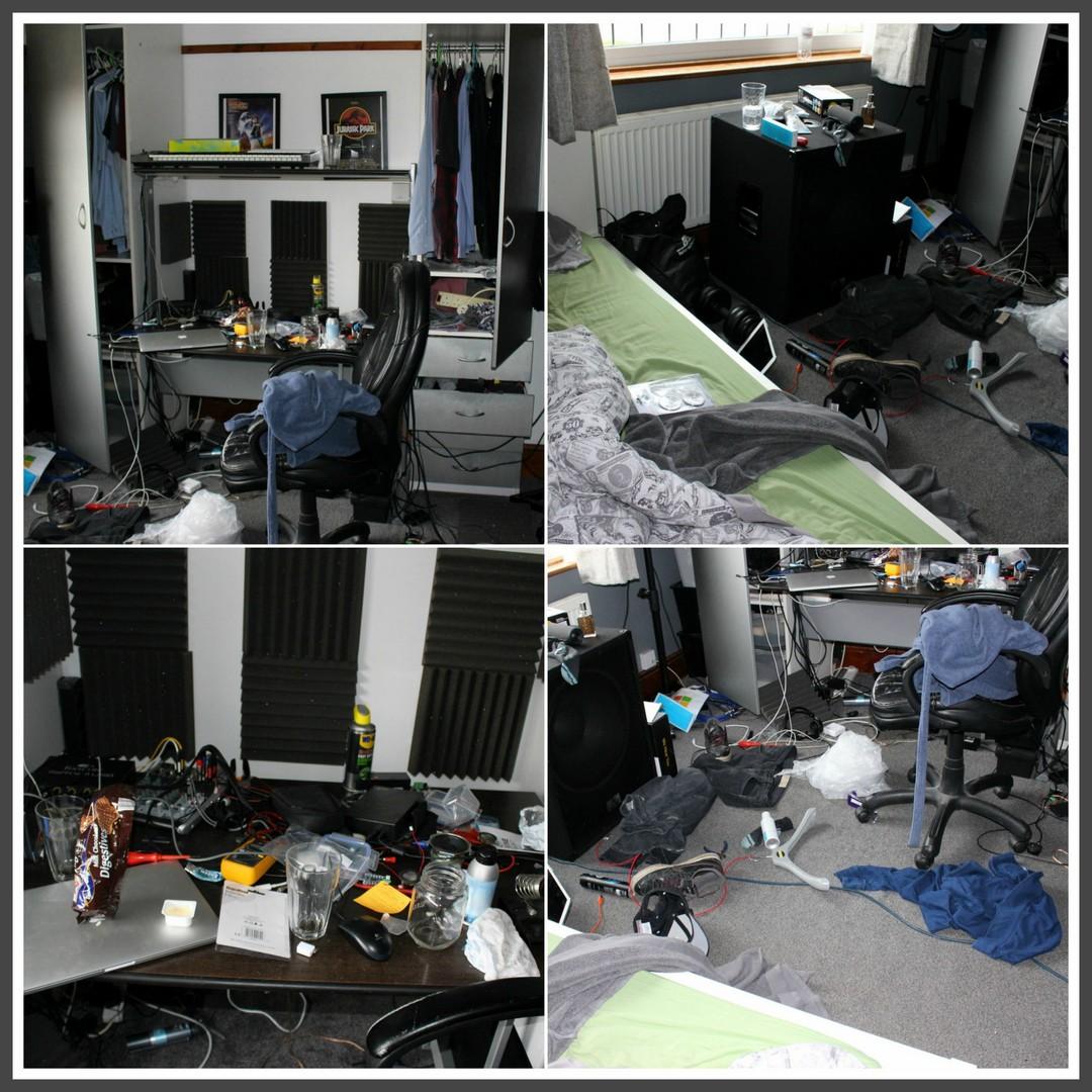 У Великобританії провели конкурс на найбруднішу спальню (фото) - фото 5