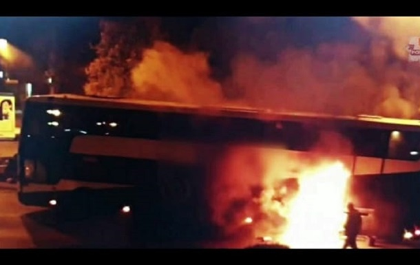 В Польше загорелся автобус с украинцами: подробности (ФОТО)  - фото 2