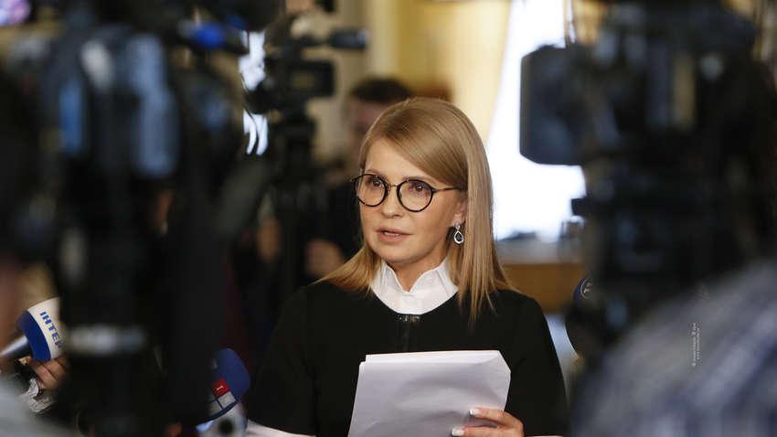 Юлия Тимошенко будет судиться с журналистом и бывшим депутатом