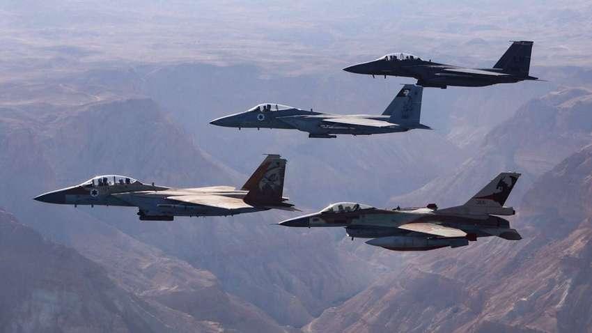 СМИ проинформировали о воздушной атаке наДамаск