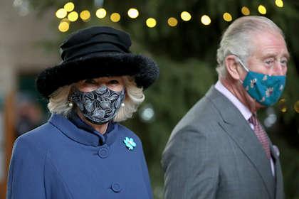 Сколько стоят защитные маски членов Королевской семьи
