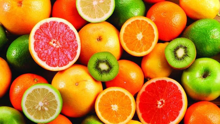 Как влияют на организм красные и оранжевые фрукты