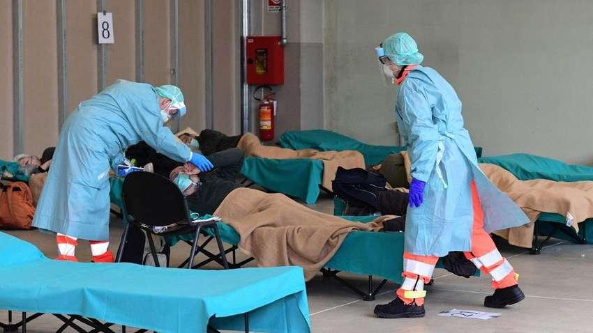 Европу предупредили овозможности второй волны коронавируса