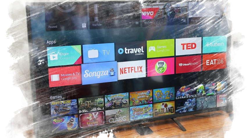 Финская компания представила смарт-телевизор с акустикой JBL