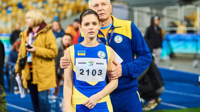 Держкіно виділить 400 тисяч на промо фільму про паралімпійську чемпіонку
