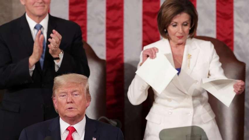 Трамп похвалил The Washington Post за удачный заголовок на тему несостоявшегося импичмента