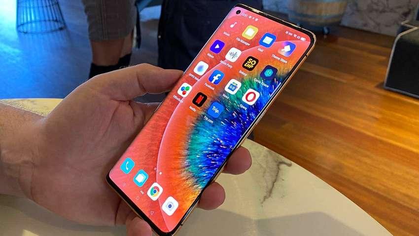 OPPO представит смартфон с уникальной функцией