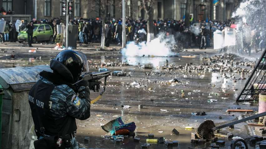 """""""Дела Майдана"""": бывший следователь получил подозрение"""