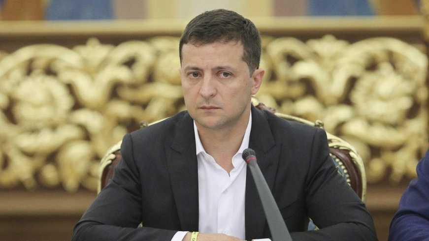 Лавров дал свою характеристику встрече Зеленского и В. Путина