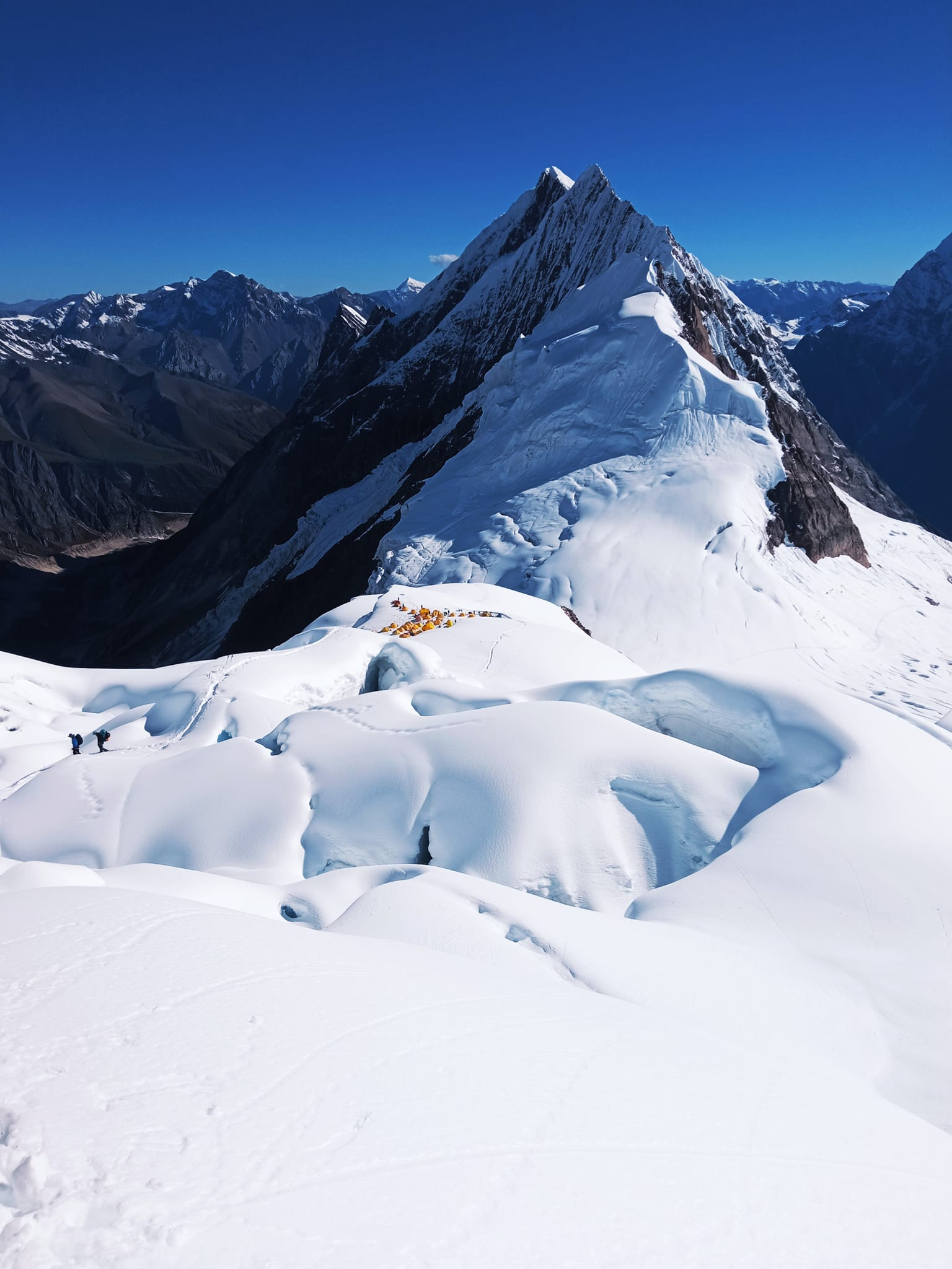 Украинец покорил восьмую по высоте вершину мира - фото 6