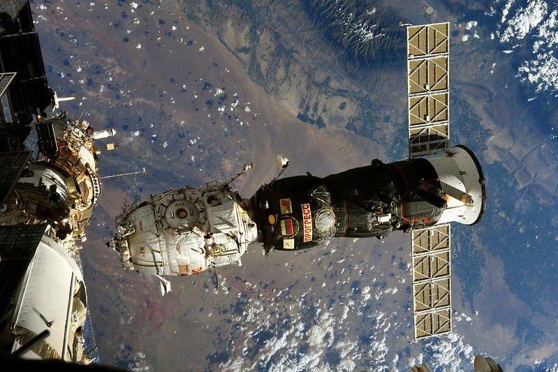 Российский модуль МКС был разрушен в атмосфере Земли (ФОТО) - фото 3