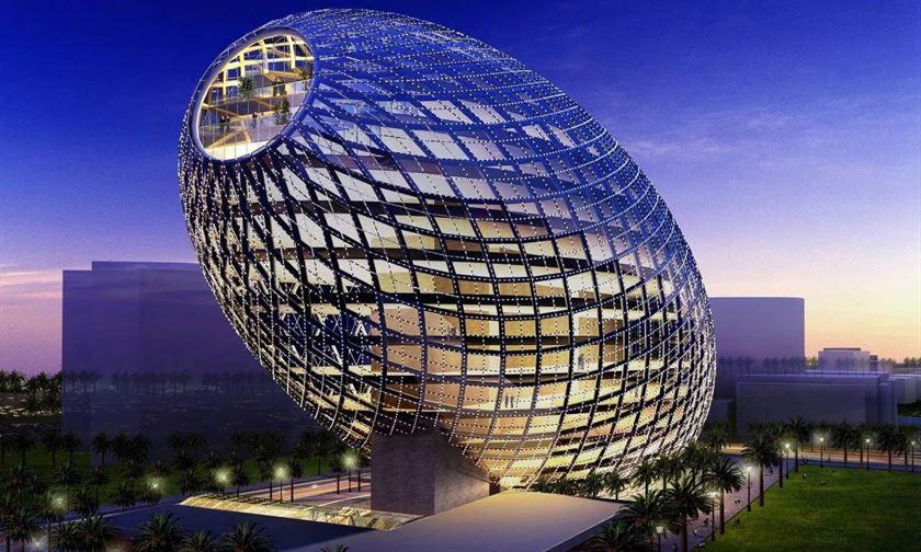 ТОП-10 самых невероятных зданий во всем мире (фото) - фото 8
